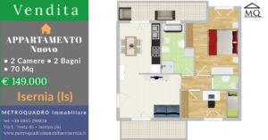 Casa nuova in Vendita ad Isernia Centro
