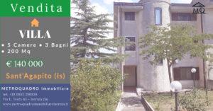 Villa Sant'Agapito Temennotte
