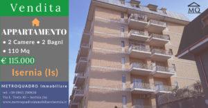 Appartamento in vendita ad Isernia Zona Centrale