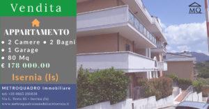Appartamento in vendita ad Isernia