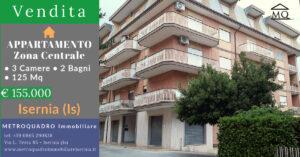 Appartamento in vendita ad Isernia zona centrale.